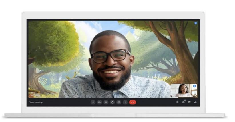 Pengguna Google Meet Kini Bisa Ganti Background dengan Video