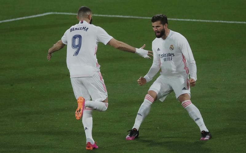 Real Madrid Bantai Cadiz dan Kuasai Puncak Klasemen Liga Spanyol