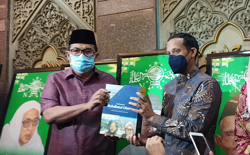 Minta Klarifikasi Nadiem Makarim, PBNU: Sejarah Pendidikan Indonesia Tak Lepas dari Peran Kiai