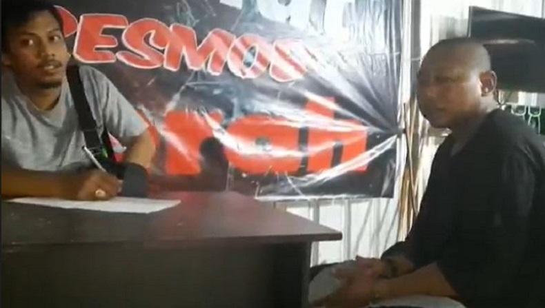 Maling Tabung Gas Elpiji Rumah Kos, Pemuda di Makassar Diringkus Polisi