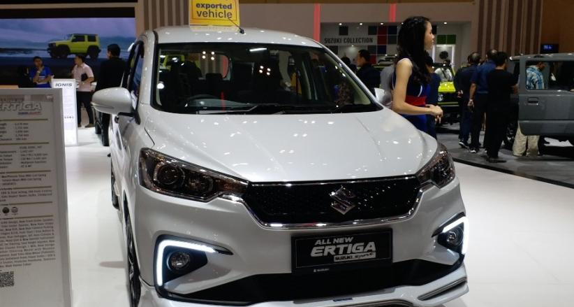 Kecipratan Insentif PPn BM, Penjualan Suzuki Naik 59 Persen