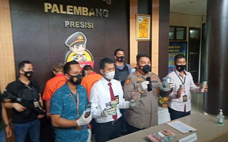 Bersih-Bersih Eks Kampung Narkoba di Palembang, Polisi Tangkap Bandar