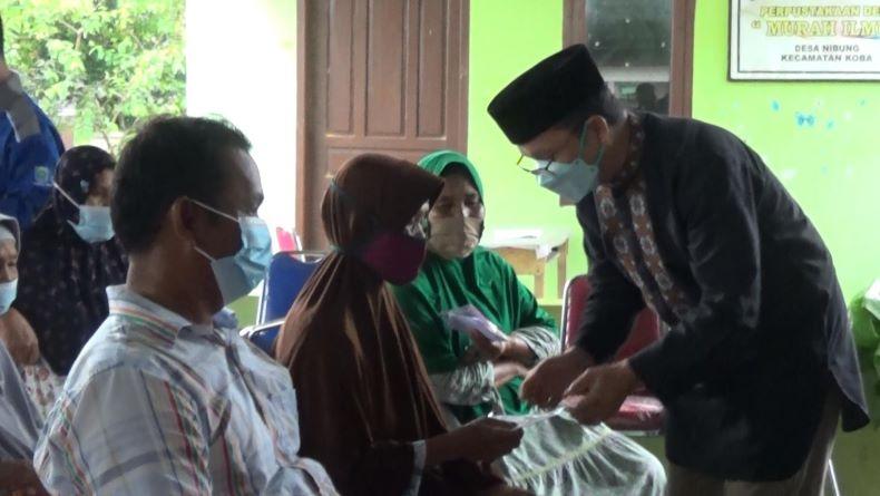 40 Persen Lansia di Bangka Tengah Terima BST
