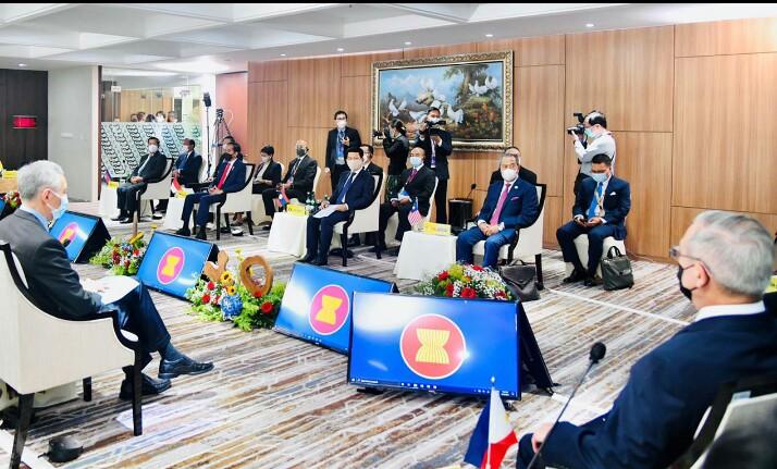 Pemerintahan Junta Myanmar Pertimbangkan 5 Poin Konsensus ASEAN, asal