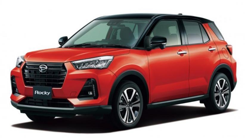 Daihatsu Rocky Dipastikan Meluncur di Hari Sama dengan Toyota Raize pada 30 April