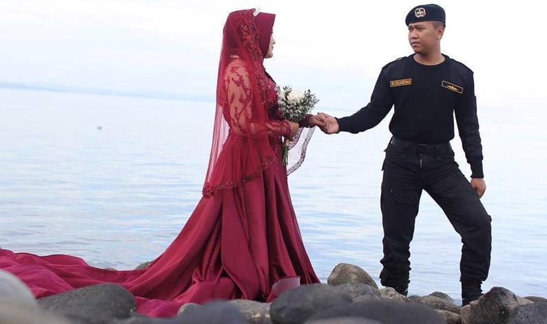 Istri Awak KRI Nanggala-402: Suami Kami Baik-baik Saja dan Akan Segera Pulang
