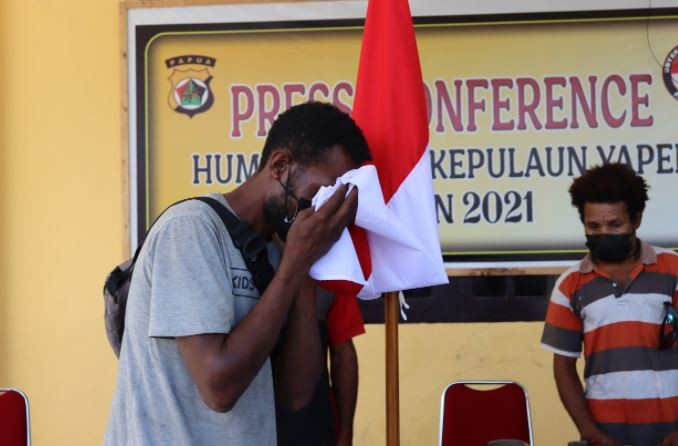 Deretan KKB Papua Kembali ke Pangkuan NKRI, Nomor 2 Komandan Perang Distrik Kosiwo