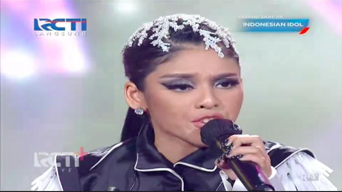 4 Gaya Cantik Rimar Callista Sebelum Menjuarai Indonesian Idol
