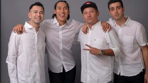Belum Puas dengan Rans Entertainment, Raffi Ahmad Gandeng Gading Marten