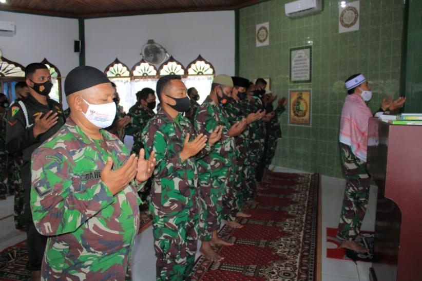 Putra Terbaik Aceh Ikut Gugur dalam Tragedi KRI Nanggala 402, Danrem Gelar Salat Gaib