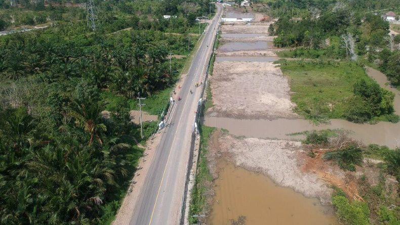 Jembatan Terpanjang di Babel Mulai Dibangun, Telan Dana Rp26 Miliar