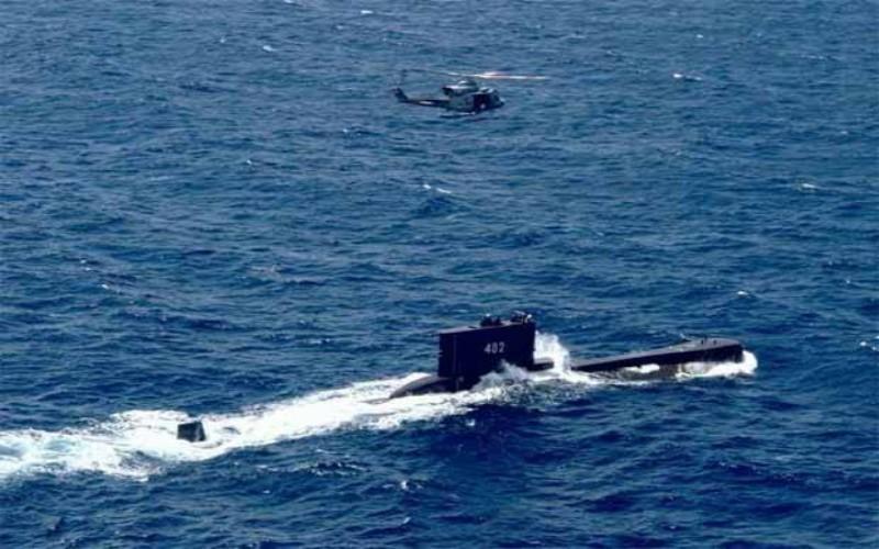 Pencarian KRI Nanggala, TNI AL Temukan Lokasi Anjungan hingga Buritan