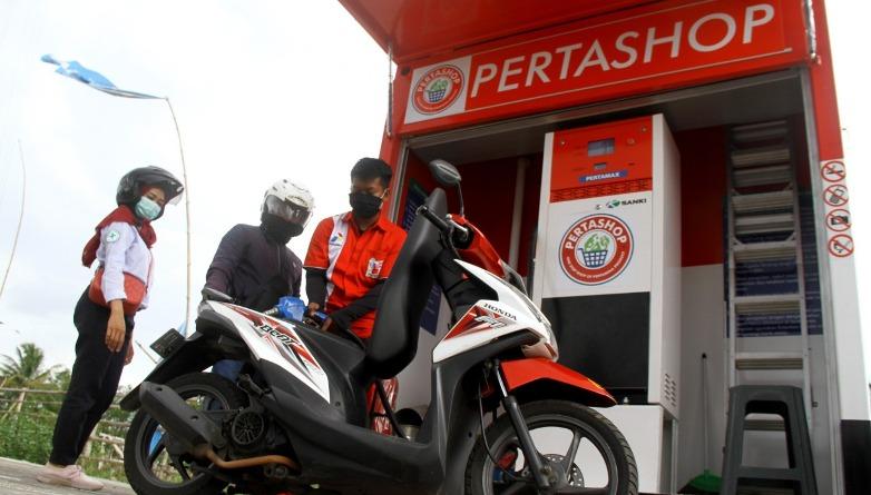 Pertashop Rambah 207 Titik di Jawa Tengah dan Jogjakarta