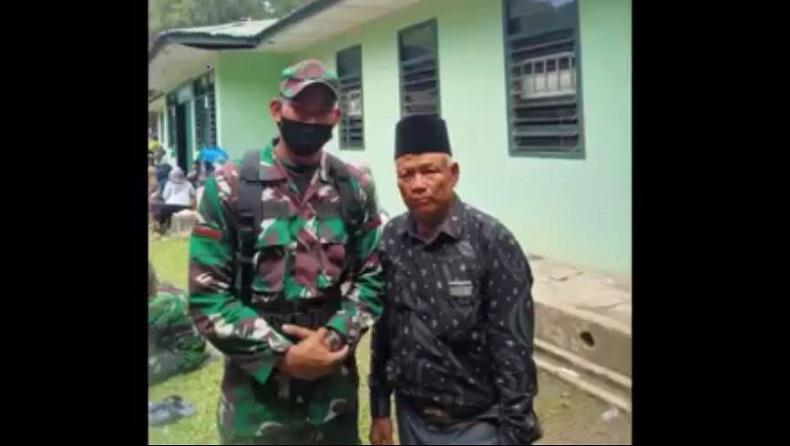 Luar Biasa, Pemuda Piatu dari Keluarga Kurang Mampu di Pidie Jaya Berhasil Jadi Prajurit TNI