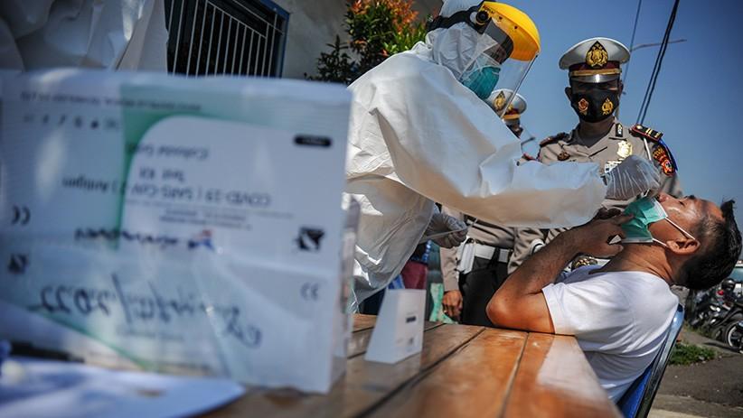 Rapid Test Antigen Pakai Alat Bekas, DPR: Usut Semua yang Terlibat