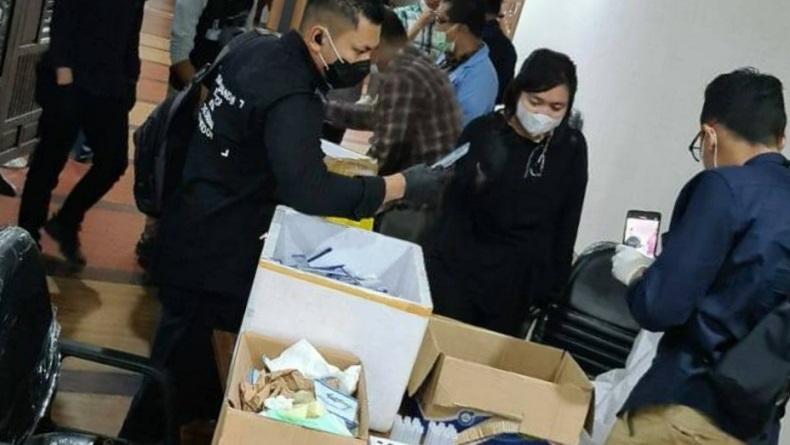 Polisi Gerebek Layanan Rapid Test di Bandara Kualanamu, Diduga Pakai Peralatan Bekas