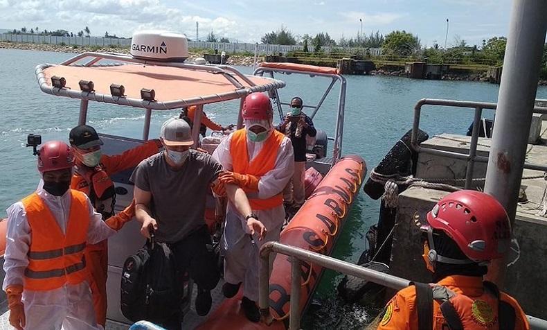 Sakit Perut, ABK Asal Rusia Dievakuasi di Aceh