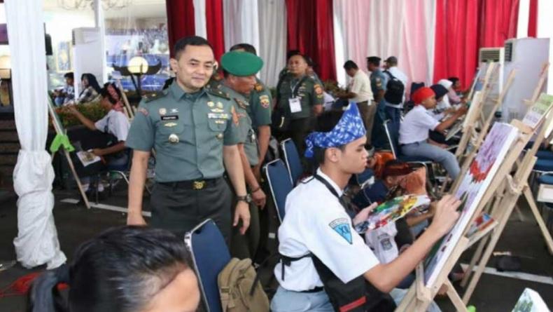 Mayjen Achmad Riad Dimutasi, Brigjen Prantara Santosa Jabat Kapuspen TNI