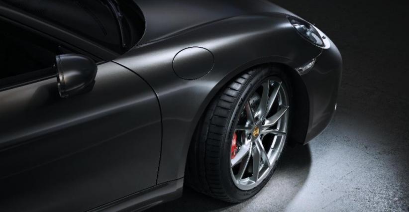 Hankook Jadi Ban Orisinal Mobil Porsche