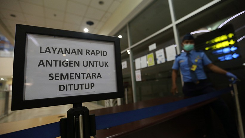 5 Tersangka Kasus Alat Rapid Test Bekas di Bandara Kualanamu Warga Sumsel, Ini Perannya
