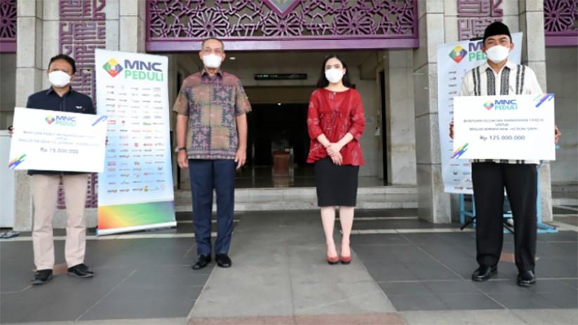 Bulan Ramadan, MNC Peduli Salurkan Bantuan Uang Tunai