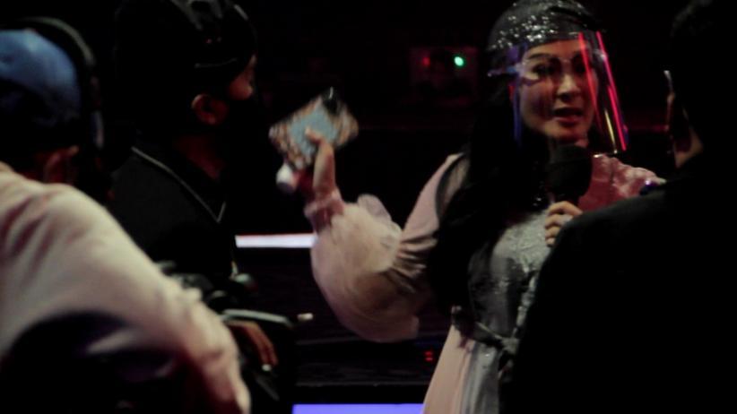 Pilih Peserta Lolos, Iis Dahlia Selisih Pendapat dengan Pasha Ungu di Panggung Voice of Ramadan GTV