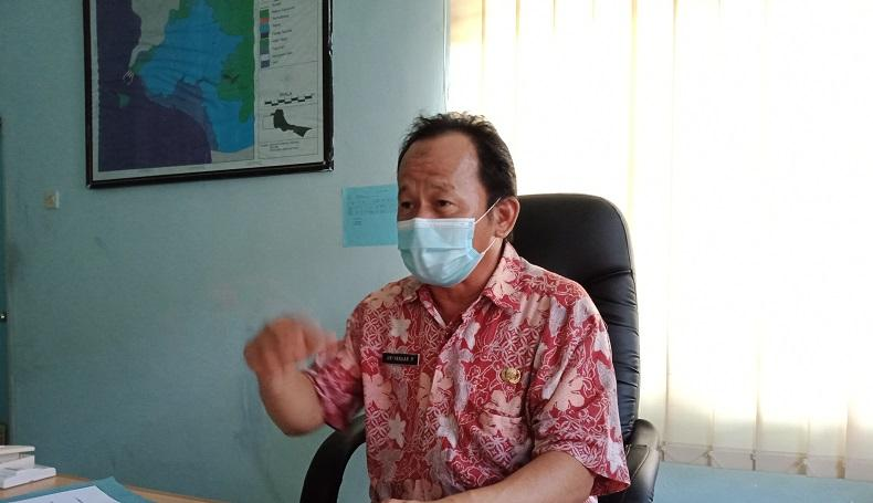 Tak Kenakan Masker,  ASN Bangka Tengah Dilarang Gunakan Transportasi Pemda