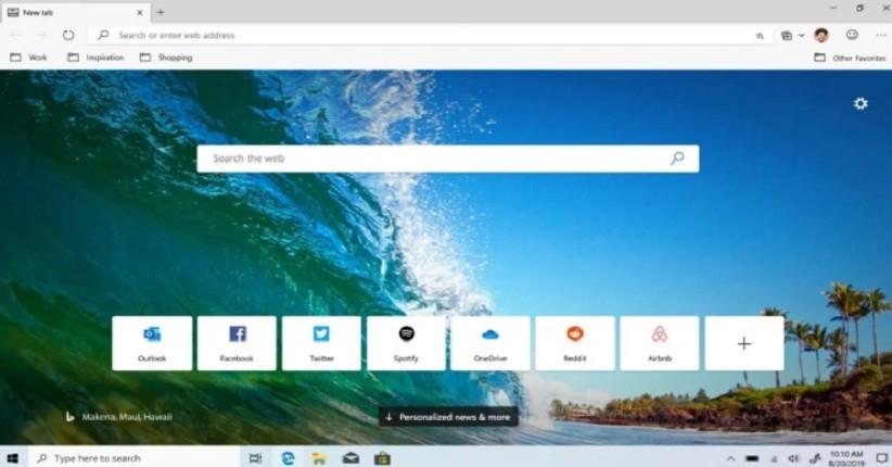 Pengguna Microsoft Edge Akan Bisa Kirim Tab dari PC ke Android