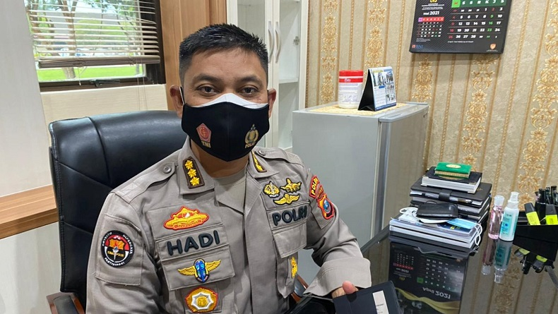 Pemred Media Online Lokal di Medan Disiram Air Keras, Polisi Periksa Sejumlah Saksi