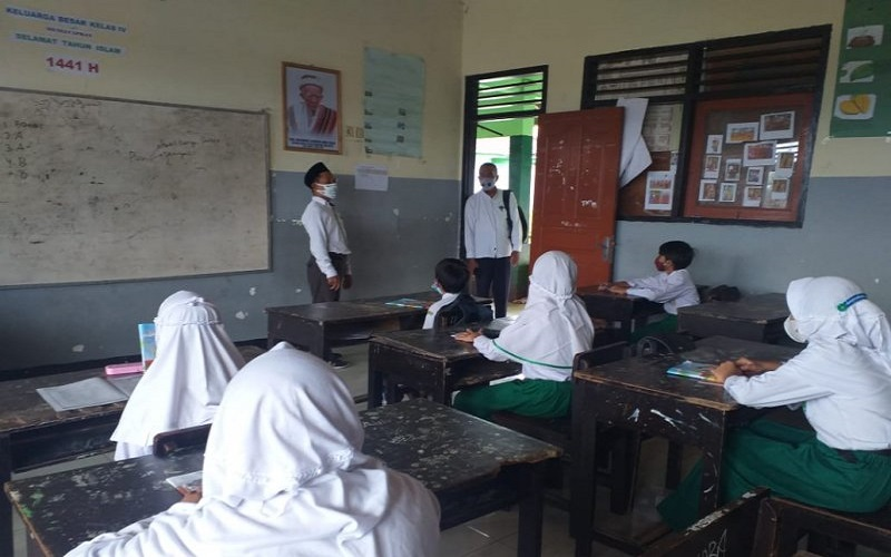 Aktivitas Sekolah Tatap Muka di Mataram Akan Ditutup jika Ditemukan Kasus Covid-19