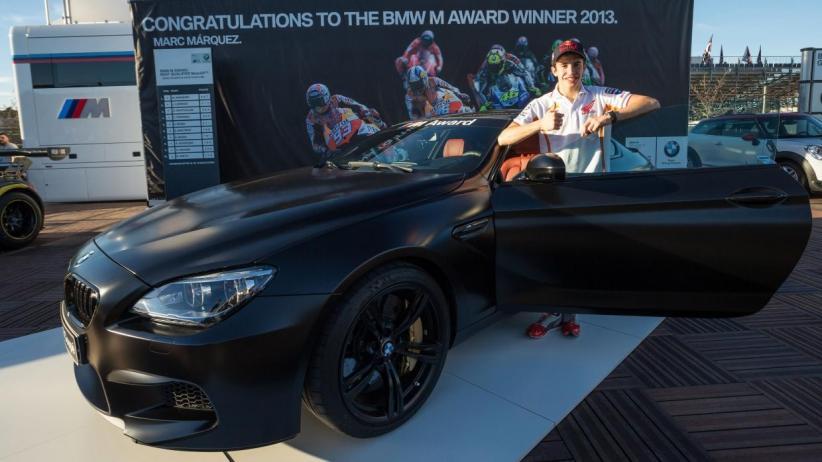5 Koleksi Mobil Mewah Marc Marquez Sejak Awal Debut Sebagai Pembalap