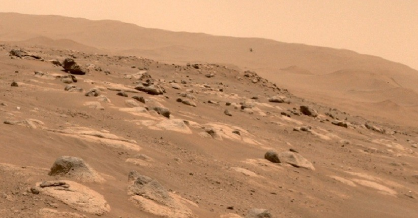 Helikopter Mars NASA Kembali Terbang, Kali ini Lebih Lama dari Sebelumnya