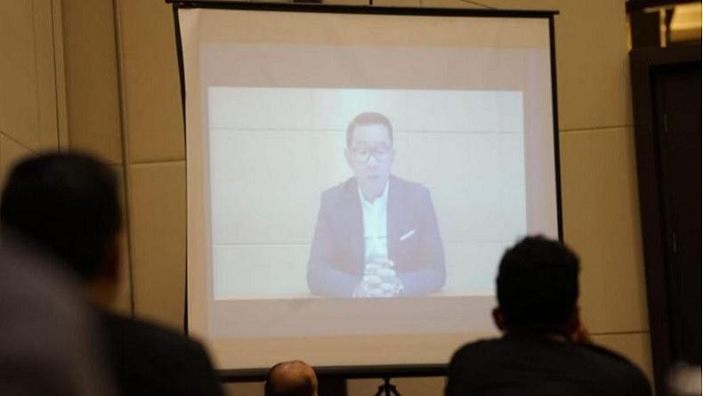 Ridwan Kamil Dorong Pemuda di Jabar Tangkap Peluang Energi Baru Terbarukan