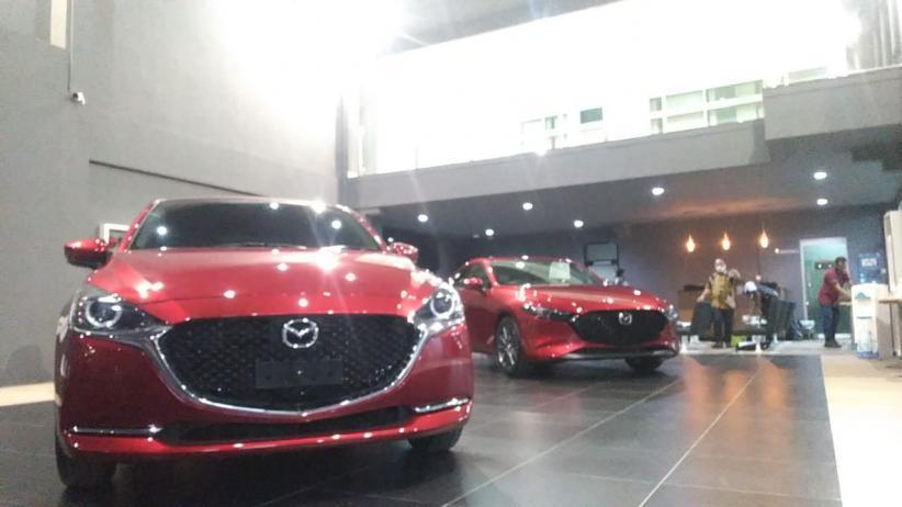 Banyak Orang Kaya, Mazda Fokus Garap Market Bandung