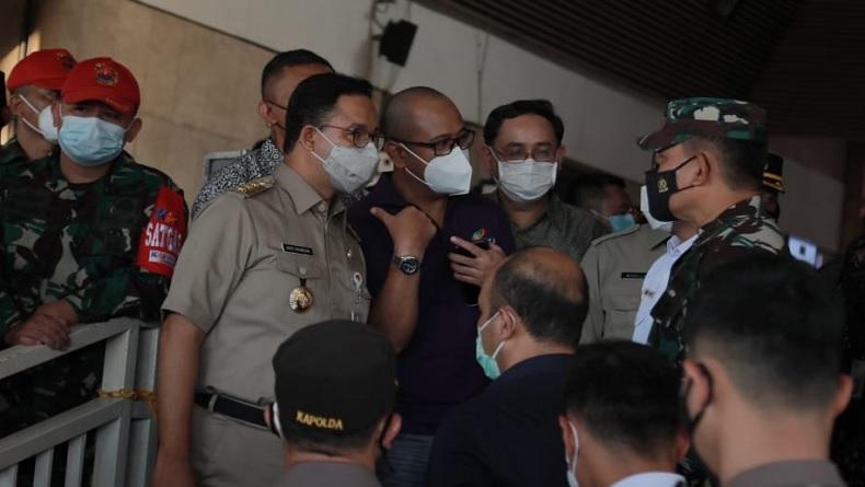 Anies Hari Ini Keluarkan Kepgub tentang SIKM Jakarta