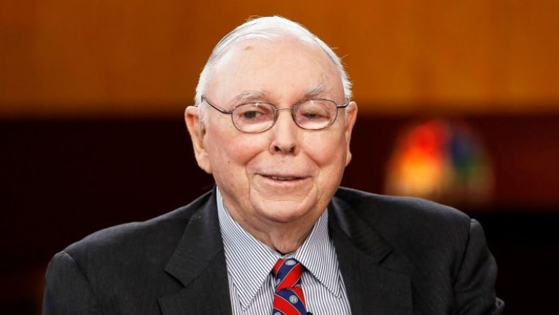 Charlie Munger, Partner Warren Buffett: Bitcoin Menjijikkan