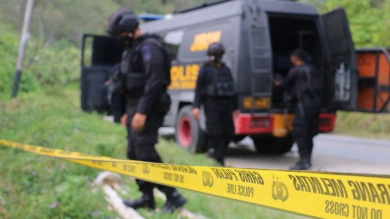 Warga Solok Geger Temukan Mortir, Tim Gegana Polda Sumbar Turun Tangan