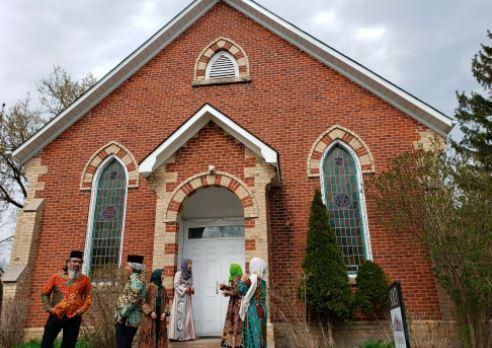 Diawali Azan Magrib, Masjid Pertama RI di Kanada Dibuka Selasa Besok