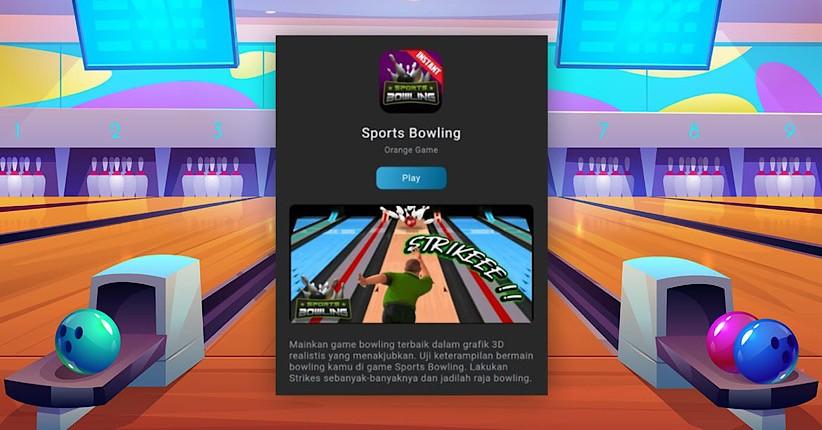 Asiknya Game Sport Bowling Bisa Mengusir Kejenuhan, Mainkan Hanya di Aplikasi RCTI+