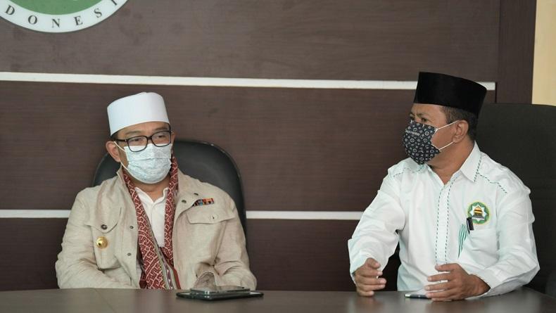 Mengayomi, Ridwan Kamil: Jabar Akan Bantu Cetak Hafiz dan Beli 1.000 Sapi NTT
