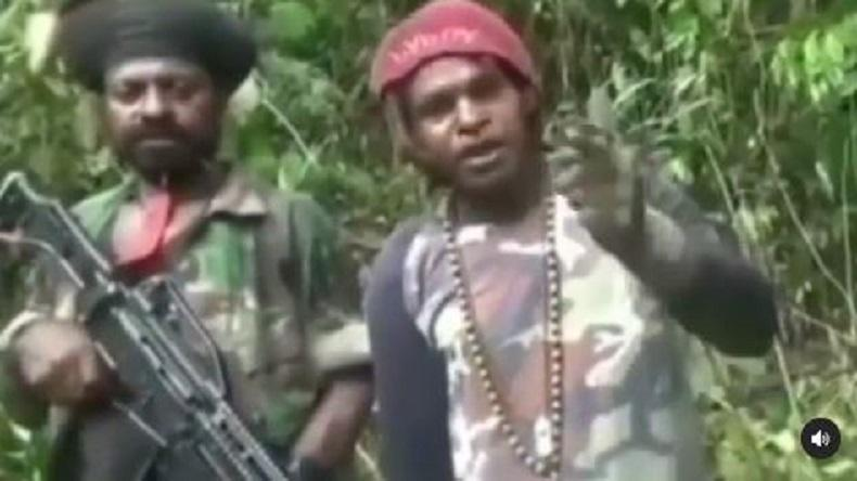 Beredar Video KKB Tantang TNI-Polri ke Papua, Ancam Pasukan Tak Akan Bisa Keluar Nduga