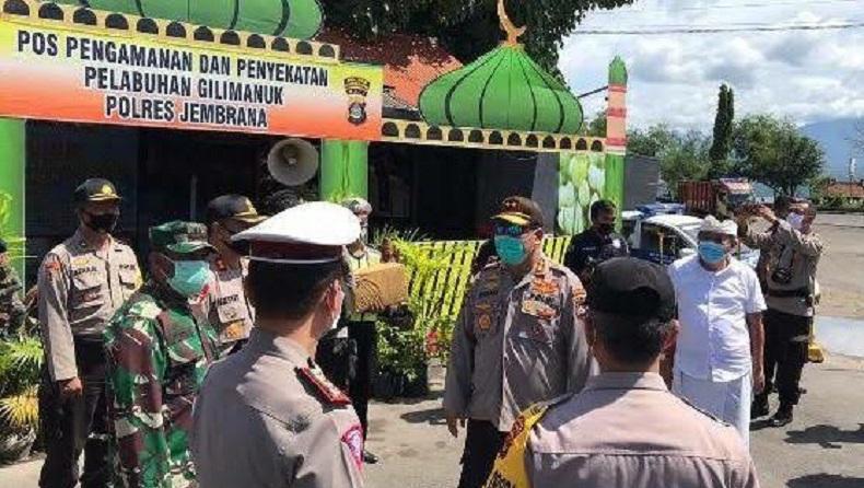 Polda Bali Tambah Pos Penyekatan jelang Larangan Mudik