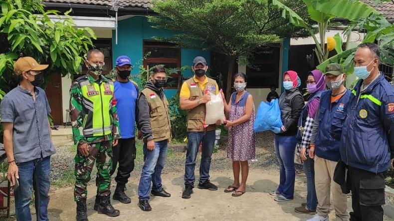 Aparat Kelurahan Sambangi Warga Cimahi yang Curhat di Medsos Tak Makan 3 Hari
