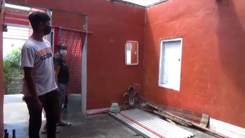 Dapat Bantuan dari MNC Peduli, Warga Kupang Bersyukur Rumahnya Segera Diperbaiki