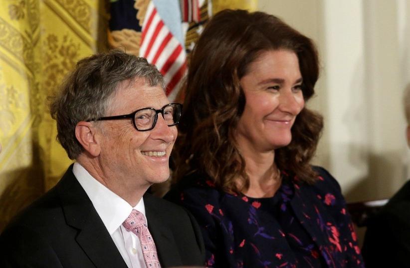 Mengejutkan! Bill Gates dan Melinda Bercerai setelah 27 Tahun Menikah