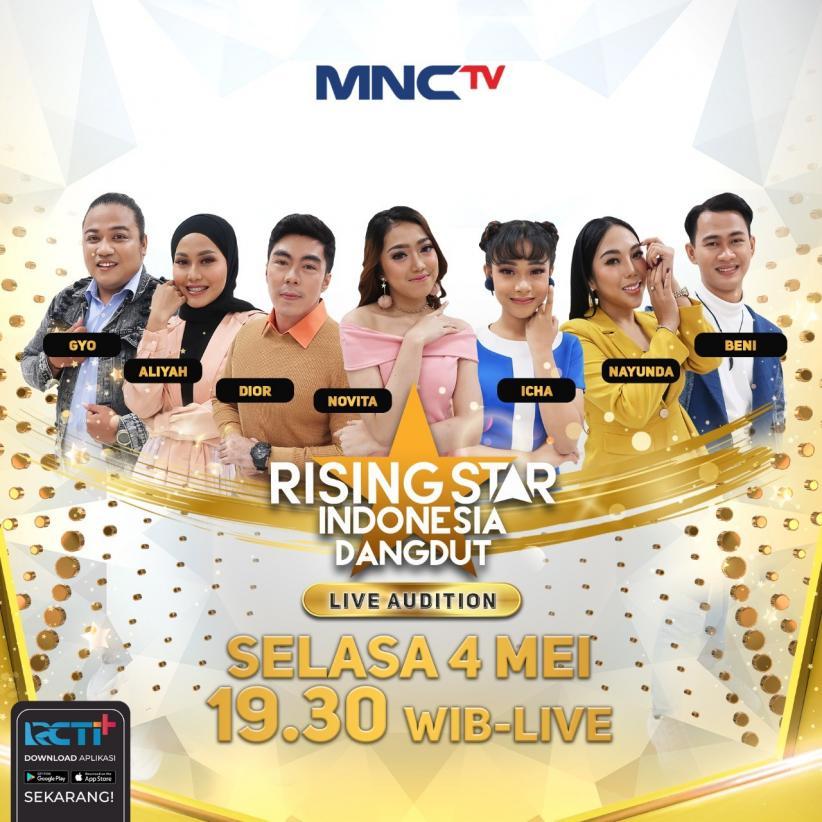 Keren Abis, Rising Star Indonesia Dangdut Digelar Megah dan Canggih!