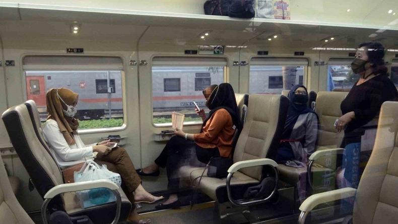 Kereta Api di Lampung Masih Beroperasi pada 6-17 Mei, Tapi...