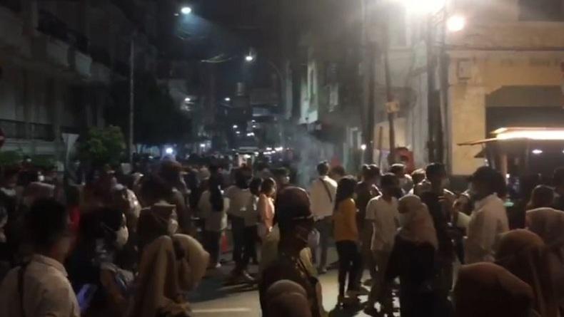 Kerap Langgar Prokes, Edy Rahmayadi Ancam Bubarkan Kesawan City Walk