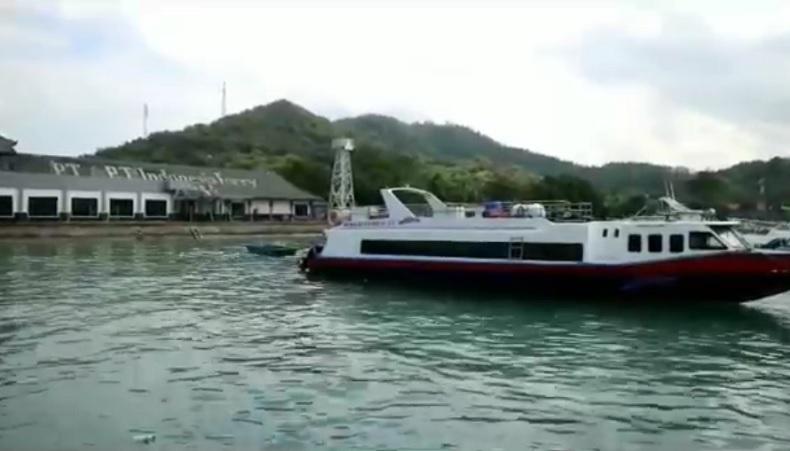 Pelabuhan Padangbai Hentikan Penjualan Tiket Mulai 7 Mei terkait Larangan Mudik