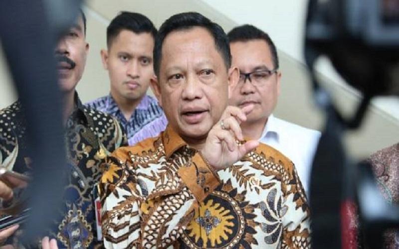 Belanja APBD untuk PNS Gede, Mendagri: Jalan Rusak Tak Diurus